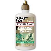 Finish Line Ceramic Wet Lube 2 Oz / 60 Ml Bottle