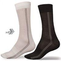 Endura Coolmax Long Socks Twin Pack