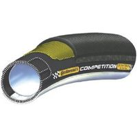 Continental Competition Vectran 700 X 22c Black Tubular Tyre