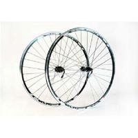 Wilkinson Wheels 700c black Omega 32 hole / Shimano 2200 8/9 speed Wheelset