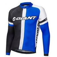 Giant Raceday Long Sleeve Mens Cycling Jersey