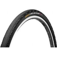 Continental Cyclo-cross Speed 700 X 35c Black Folding Tyre With Free Tube