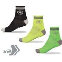 Endura Luminite Sock Twin Pack