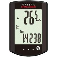 Cateye Strada Smart Cycling Computer With Speed And Cadence Sensor