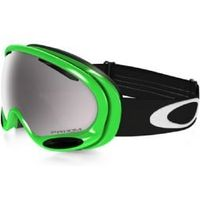 Oakley Green Collection Prizm A Frame 2.0 Snow Goggle Green/ Mls Black Iridium 59-749