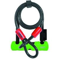 Abus Ultra 410 Mini D-lock 140mm + Cable