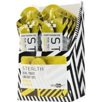 Stealth Energy Gel With Real Fruit X 7 Sachets