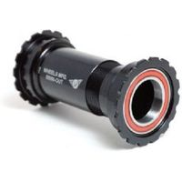 Wheels Manufacturing Bb86 / 92 Bottom Bracket With Angular Contact Bearings- Sram Compatible - Black