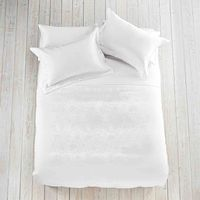 Hotel Collection Sheets - Fitted Sheet (Extra Extra Deep) Super King White