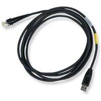 Honeywell USB Power/Communication Cable - USB (M) 1.5m Black