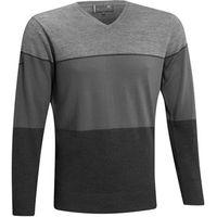 Mizuno Mens Lightweight Stripe Sweater