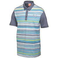 Puma Golf Mens Road Map Polo Shirt 2015