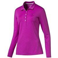 Puma Golf Ladies Long Sleeve Polo Shirts