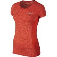 Nike Ladies Dri-Fit Knit Short Sleeve Top