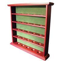Wooden Balls Cabinet - Holds 25 Balls