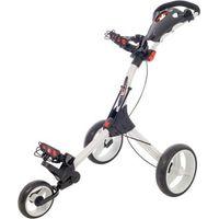 Big Max IQ 3-Wheel Lightweight Trolley