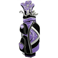 Ben Sayers Ladies M15 Purple Package Set