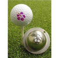 Tin Cup Ball Marker - Aloha