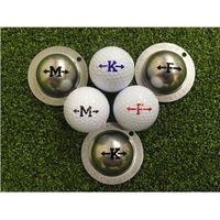 Tin Cup Ball Marker - Alpha Players