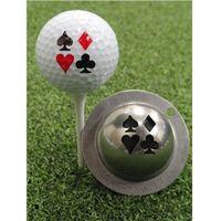 Tin Cup Ball Marker - Vegas Nights