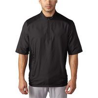Adidas Mens Club Wind Short Sleeve Jacket