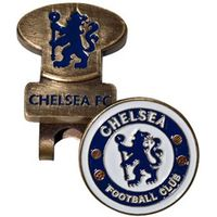 Chelsea Golf Hat Clip With Ball Marker