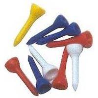 Golf Short Plastic Tees (40pk)