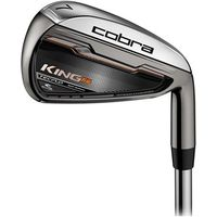 Cobra King F6 Irons (Steel Shaft)