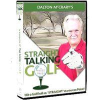 Dalton McCrarys Straight Talking Golf DVD
