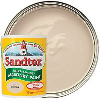 Sandtex Smooth Masonry Sandstone 5L