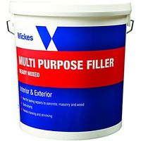 Wickes All Purpose Ready Mixed Filler 10kg