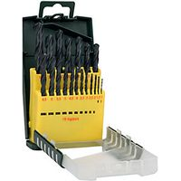 Bosch 19 Piece HSS-R Metal Drill Bit Set