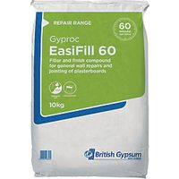 Gyproc Easi Fill 60 Compound 10kg