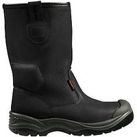 Scruffs Gravity Rigger Boots Black Size 11
