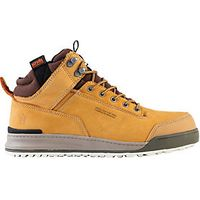 Scruffs Switchback Safety Boot Tan Size 12
