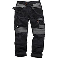 Scruffs 3D Trade Trouser Black 38L
