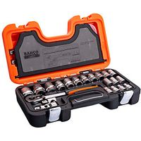 Bahco 24 Piece 1/2in Drive Socket Set