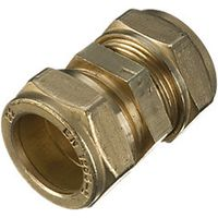 Wickes Compression Coupler 28mm