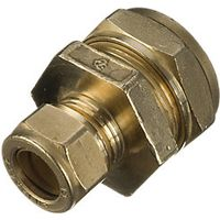 Wickes Compression Reduced Coupler 15 x 12mm