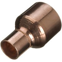 Wickes End Feed Fitting Reducer 8 x 15mm Pack 2