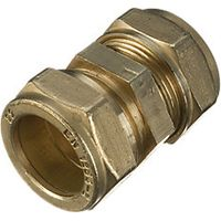Wickes Compression Straight Coupler 10mm