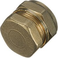 Wickes Compression End Cap 10mm