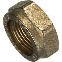 Wickes Compression Nut 15mm