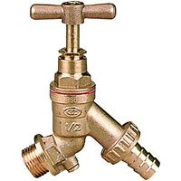 Wickes Garden Tap With Double Check Valve 12mm