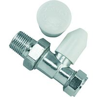 Wickes Straight Radiator Valve 15mm