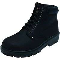 Dickies Antrim Safety Boots Black Size 7