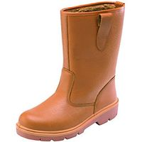 Dickies Rigger Safety Boots Tan Size 12