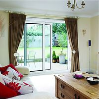Wickes Washington Upvc Patio Door Set White 8ft Wide Reversible