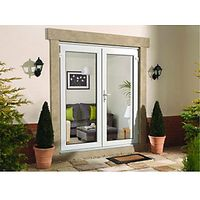 Wickes Upvc French Doors 4ft (Part M)