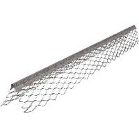 Wickes External Stainless Steel Angle Bead 3m